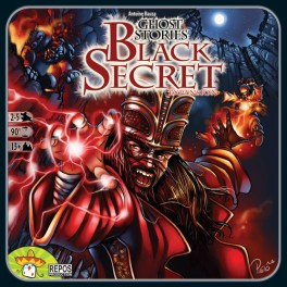 Ghost Stories: Expansion Black Secret