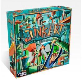 Junk art - Juego de mesa