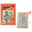 Spin it - edicion vintage - Juego de mesa