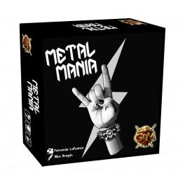 Metal Mania - juego de mesa