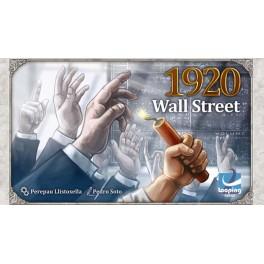 1920 wall street - juego de cartas