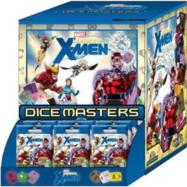 Marvel Dice Masters: Sobres Uncanny X-Men Gravity Feed (castellano)