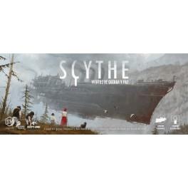 Scythe: vientos de guerra y paz + PROMOS - expansion juego de mesa