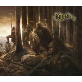 Keltia: Pantalla de juego