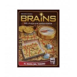 Brains: Mapa del tesoro juego de mesa