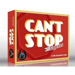 Cant Stop Express - juego de dados