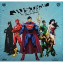 Justice League: Dawn of Heroes juego de mesa