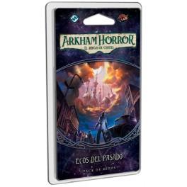 Arkham Horror: ecos del pasado expansión de juego de cartas