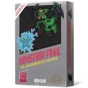 Monstruo final: el siguiente nivel expansion juego de cartas