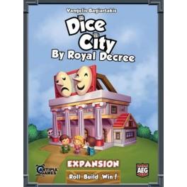 Dice City: By Royal Decree - expansión juego de mesa