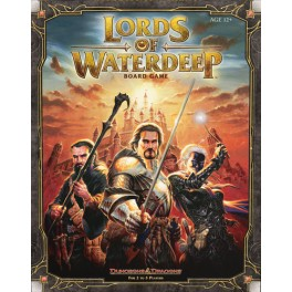 Lords of Waterdeep - Juego de mesa