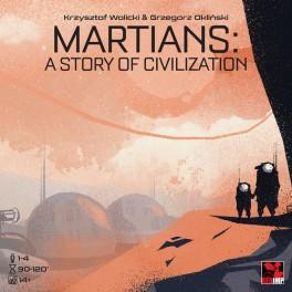Martians: a story of civilization juego de mesa