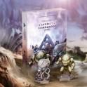 Anachrony: exosuit commander pack - expansión juego de mesa