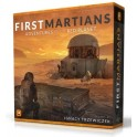 First martians: adventurers on the red planet juego de mesa