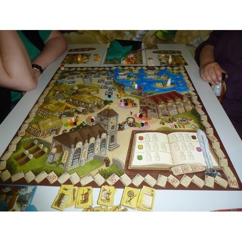 Comprar la villa puerto juego de mesa for Puerto rico juego de mesa