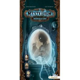 Mysterium: secretos y mentiras expansion juego de mesa