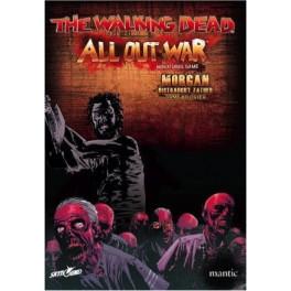 The Walking Dead: All Out War - Booster de Morgan, padre enajenado expansión juego de mesa