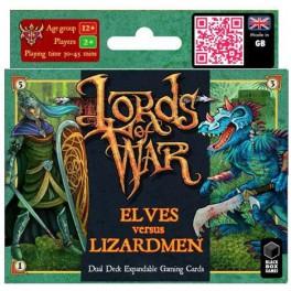 Lords of War: Elfos vs. Hombres Lagarto