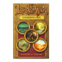 Lords of War: Expansion Climas y Terrenos