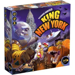 King of New York juego de mesa