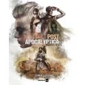 Postapocalyptica: mundo roto + pantalla del DJ de regalo juego de rol