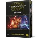 Star Wars: el despertar de la fuerza - caja de inicio