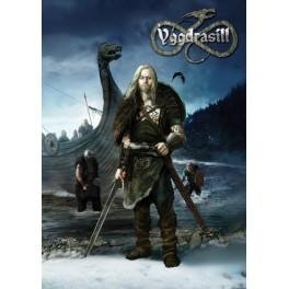 Yggdrasill: edicion de bolsillo juego de rol
