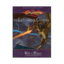 Dragonlance: Escenario de Campaña juego de rol