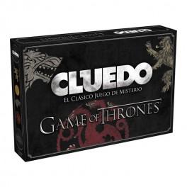Cluedo juego de tronos juego de mesa