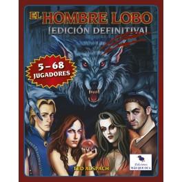 Hombre Lobo Edicion Definitiva juego de cartas