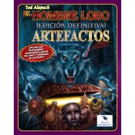 Hombre Lobo Edicion Definitiva: expansion artefactos