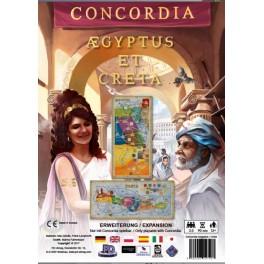 Concordia: Exp. Creta y Aegyptus