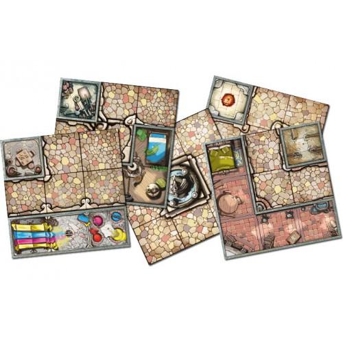Comprar arcadia quest juego de mesa for Time stories juego de mesa