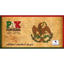 Pax Porfiriana Edicion Coleccionista - juego de mesa