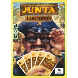 Junta: Las Cartas juego de cartas
