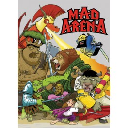 Mad Arena - Segunda Mano