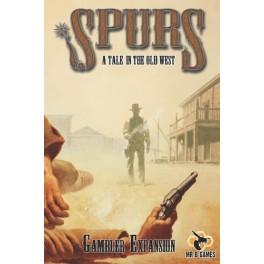 Spurs: Gambler expansion - expansión juego de mesa