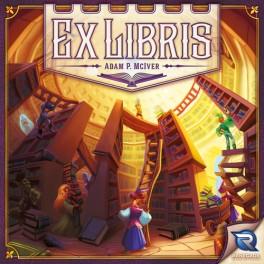 Ex libris - juego de mesa