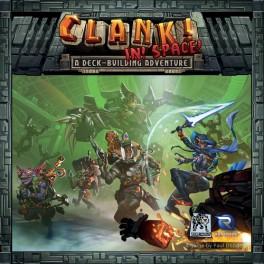 Clank in space - juego de cartas