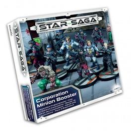 Star Saga: Caja de Esbirros Corporativos expansion juego de mesa