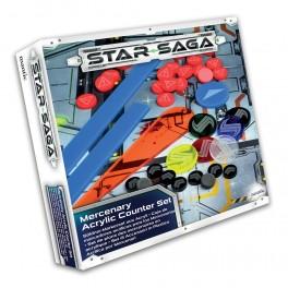 Star Saga: Set de marcadores Acrilicos (jugador) expansion juego de mesa