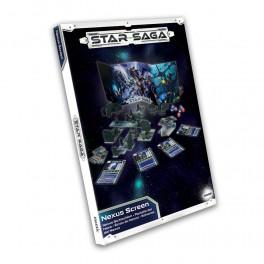 Star Saga: Pantalla para el Nexo expasion juego de mesa
