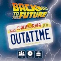 Back to The Future Outatime- Juego de dados (castellano)