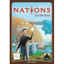 Nations: the dice game -juego de dados