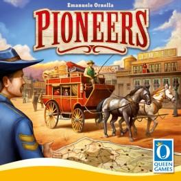 Pioneers - juego de mesa