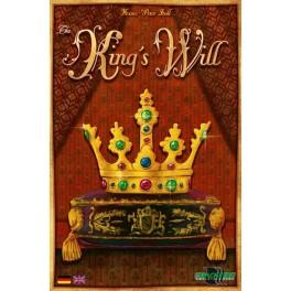 The kings will - juego de mesa