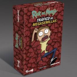 Rick y Morty: Trafico de Megasemillas juego de cartas