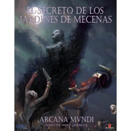 Arcana Mvndi: El secreto de los jardines de mecenas juego de rol