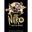Nitro, locos del desierto - juego de cartas