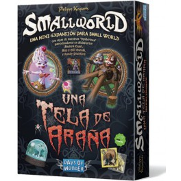 Small World: Una Tela de Araña juego de mesa